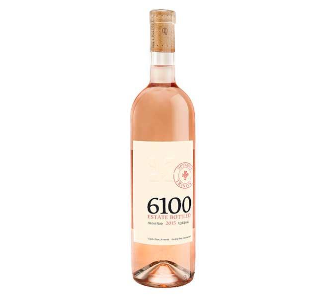 Rosé vin, Armenien - Trinity 6100 Rosé