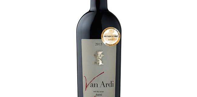 Rött vin, Armenien - Van Ardi Areni