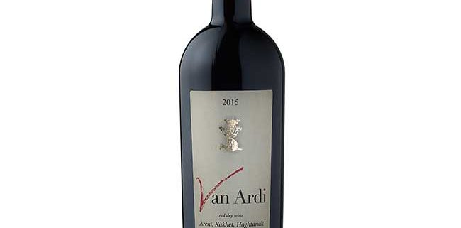 Rött vin, Armenien - Van Ardi Blend
