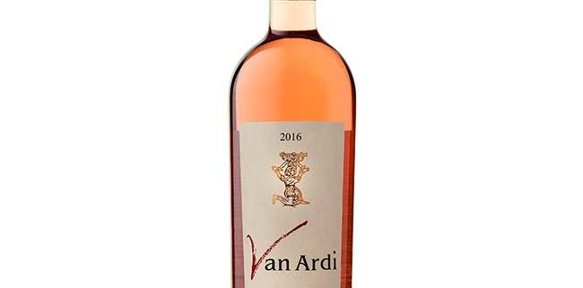 Rosé vin, Armenien - Van Ardi Rosé