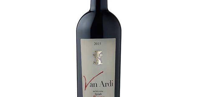 Rött vin, Armenien - Van Ardi Syrah