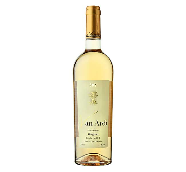 Vitt vin, Armenien - Van Ardi White