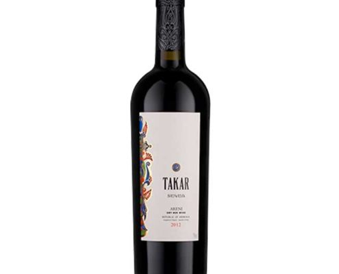 Rött vin, Armenien - Takar Areni