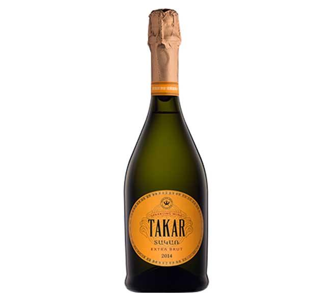Mousserande vin, Armenien - Takar Extra Brut