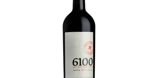 Rött vin, Armenien - Trinity 6100 Areni Noir
